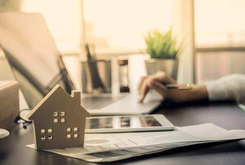 Corona 8 Punkteplan für Immobilien