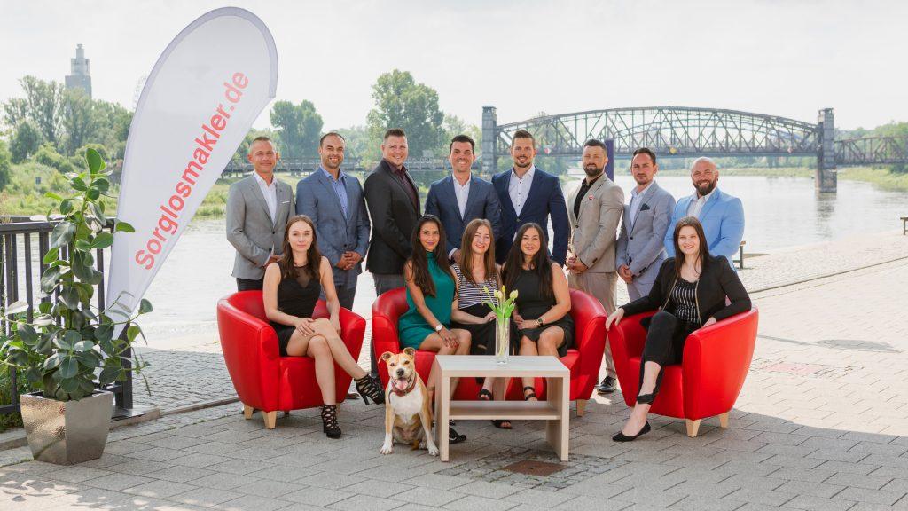 Sorglosmakler Magdeburg Team