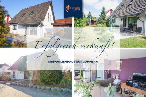 """""""Wooow! Top Preis! Super schönes Einfamilienhaus in netter Nachbarschaft., 39245 Gommern, Einfamilienhaus"""