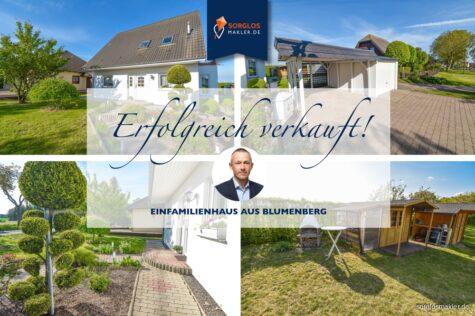 Sehr gepflegtes Einfamilienhaus in exklusiver Lage, 39164 Blumenberg, Einfamilienhaus