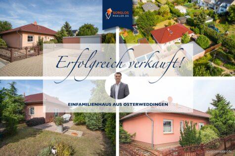 Tolles Einfamilienhaus im Bungalowstil!, 39171 Osterweddingen, Einfamilienhaus