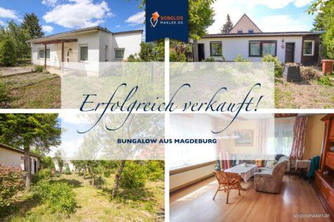 Solides Einfamilienhaus mit viel Potenzial in Magdeburg Nordwest!, 39128 Magdeburg, Einfamilienhaus