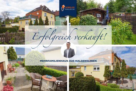 Möblierte 1-Zimmer-Dachgeschosswohnung in toller Lage, 39340 Haldensleben, Dachgeschosswohnung