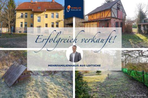 Mehrfamilienhaus mit viel Land in Loitsche, 39326 Loitsche, Mehrfamilienhaus