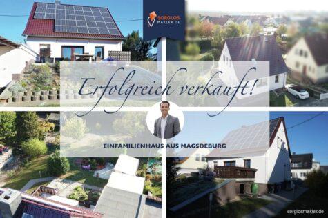 Entspanntes Wohnen im liebevoll gestalteten Einfamilienhaus!, 39118 Magdeburg / Reform, Einfamilienhaus