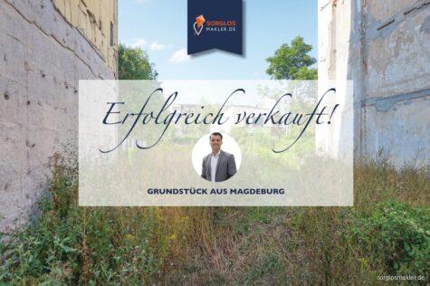 Unbebautes Grundstück in sehr guter Lage – bauträgerfrei – Sudenburg (Halberstädter Straße), 39112 Magdeburg, Wohngrundstück