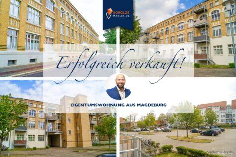 Interessante Geldanlage mit lukrativer Rendite, 39124 Magdeburg, Etagenwohnung