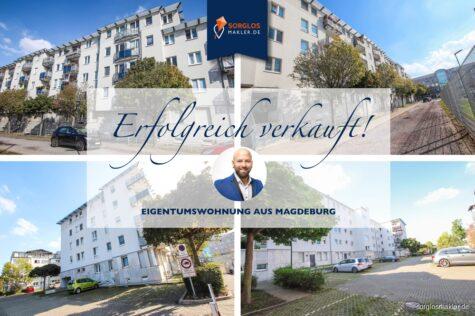 Aufgepasst!!! Sparen ist Silber anlegen ist Gold 3-Raumwohnung in sehr guter Lage, 39112 Magdeburg, Etagenwohnung