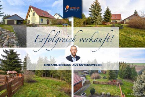 Sehen, kaufen, sofort einziehen! Ihr Traum vom Einfamilienhaus in der Börde!, 39326 Gutenswegen, Einfamilienhaus