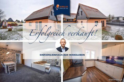 Charmantes Einfamilienhaus in ruhiger Lage!, 39164 Wanzleben Börde, Einfamilienhaus