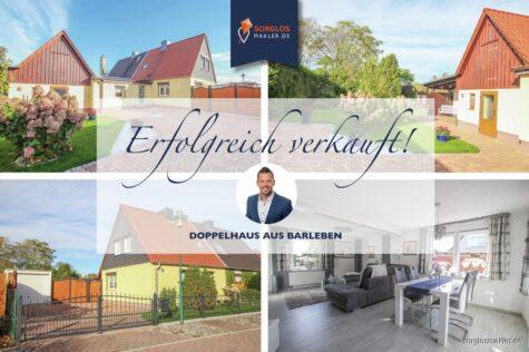 L(i)ebenswert in Barleben!, 39179 Barleben, Doppelhaushälfte