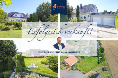 Traumhaftes Grundstück mit Einfamilienhaus in idyllischer Waldrandlage., 39326 Lindhorst, Einfamilienhaus