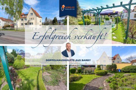 Gepflegtes Zweifamilienhaus in Stadtrandlage von Barby, 3949 Barby (Elbe), Zweifamilienhaus