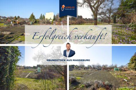 Zweigeschossig bebaubare Fläche in Magdeburg-Stadtfeld West, 39110 Magdeburg, Wohngrundstück