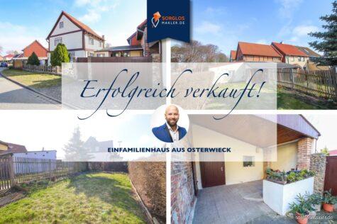 Solides Teilfachwerkhaus sucht neuen Eigentümer!, 38835 Schauen, Einfamilienhaus