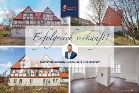 Kaufen Sie ein Zuhause!, 38350 Helmstedt, Etagenwohnung