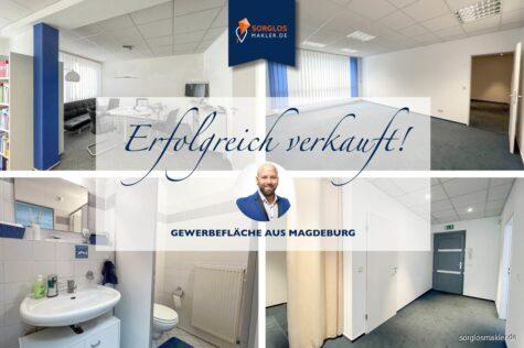 Ihre neue Gewerbeimmobilie im Herzen Sudenburgs !!!, 39112 Magdeburg, Bürofläche