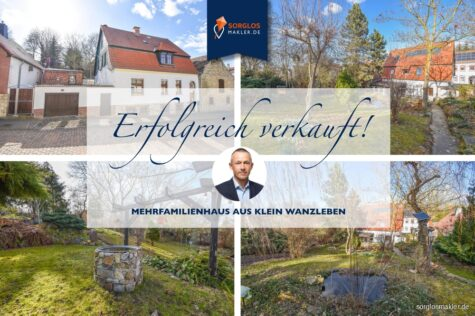 Attraktives Zweifamilienhaus in der Börde!!!, 39164 Klein Wanzleben, Zweifamilienhaus