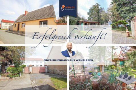 Hobbyhandwerker aufgepasst, hier ist Ihr neues Einfamilienhaus!, 39164 Wanzleben, Einfamilienhaus
