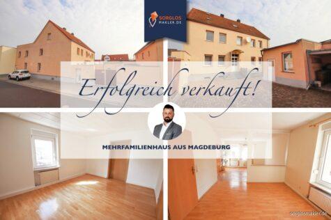 Alle unter einem Dach! Viel Platz und Ruhe in attraktiver Lage!, 39130 Magdeburg, Mehrfamilienhaus