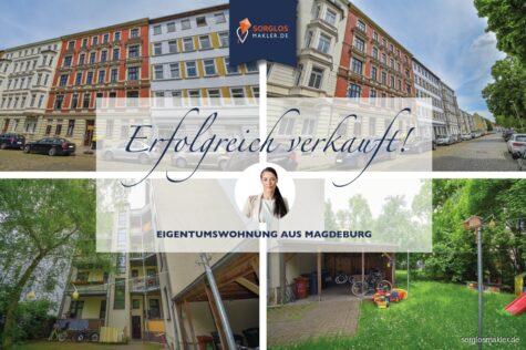 Ihre Eigentumswohnung als Kapitalanlage: Eine Investition in Ihre Zukunft!, 39108 Magdeburg, Etagenwohnung