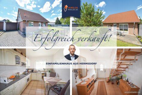 Traumhaftes Einfamilienhaus in der Hohen Börde., 39326 Hermsdorf, Einfamilienhaus