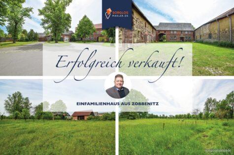 L(i)ebenswert in Zobbenitz, 39638 Zobbenitz, Bauernhaus