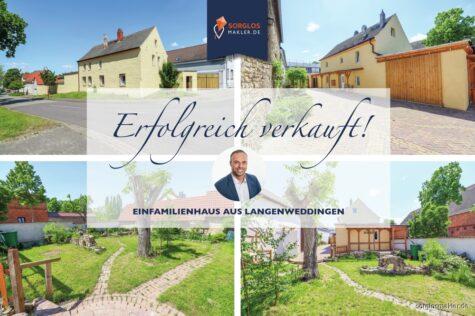 Attraktives Einfamilienhaus mit viel Platz in Langenweddingen, 39171 Langenweddingen, Einfamilienhaus